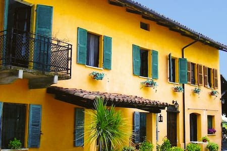 Tranquil B&B Among Vineyards. - Asti - Bed & Breakfast