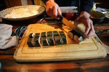 sushi@ home