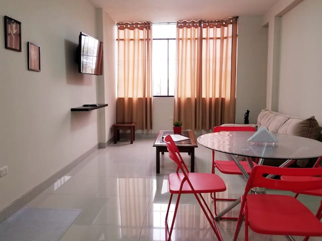 Stunning 2 bedroom appartment+WIFI+TV
