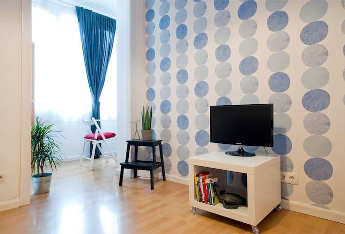 Cool&Centric Flat - Barcelona - Wohnung