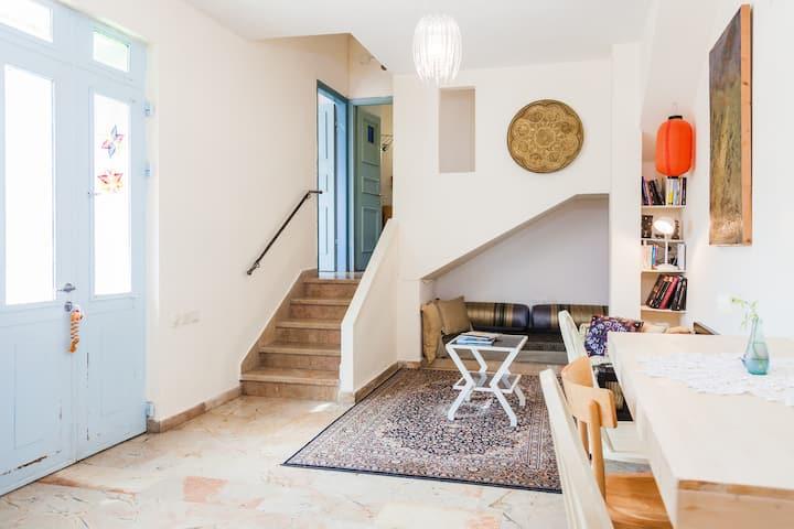 A dream vacation in Jerusalem Villa