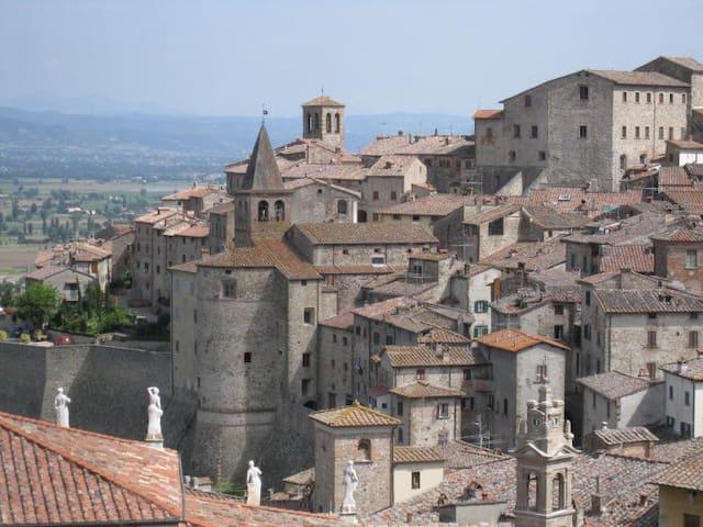 Anghiari - Vico di Monteloro - Anghiari - Apartament