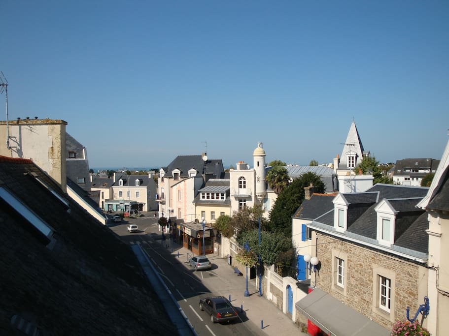 Flat saint malo param 800m beach flats for rent in saint malo bretagne france - Location meublee saint malo ...