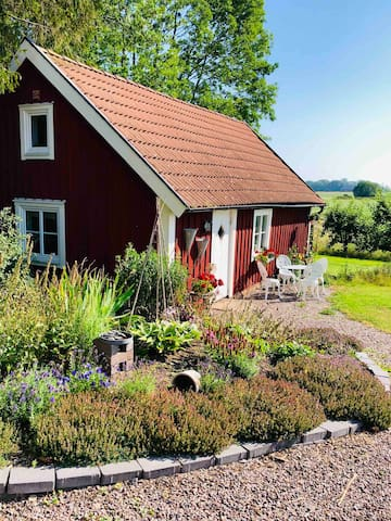 Östergårdens Lillstuga, countryside cottage