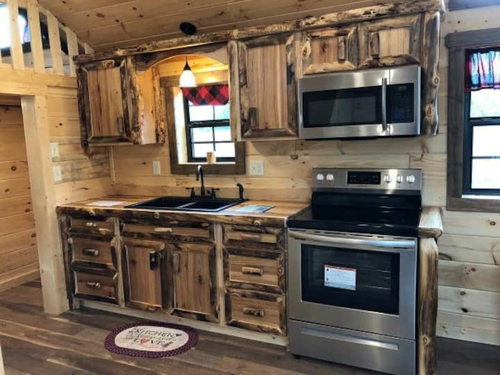 Smoky Mountain Tiny Home