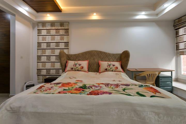 The Elegant Fabrics Ensure Your Luxuriant Feeling.