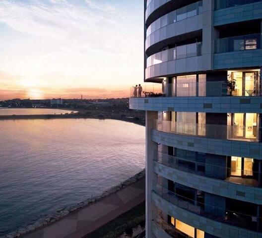 Luxury Sea Front Residence on European Istanbul