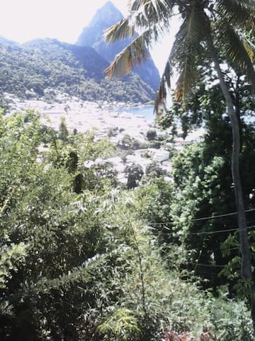 Uptownguesthousesoufriere