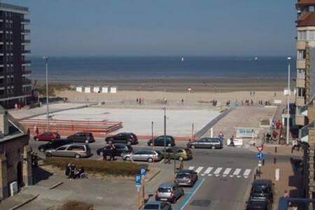 Appartement vue sur mer Nieuwpoort - Nieuwpoort