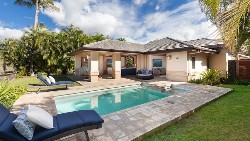 Villages at Mauna Lani #724 - Private Pool!