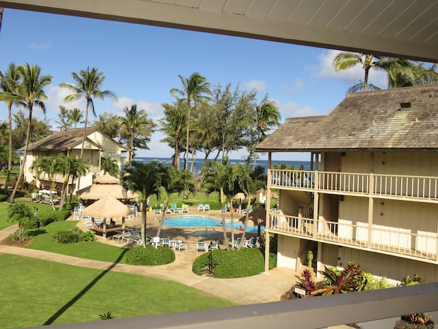 Kauai Ocean View Condo #343