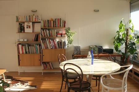 2 pièces spacieux et ensoleillé avec balcon