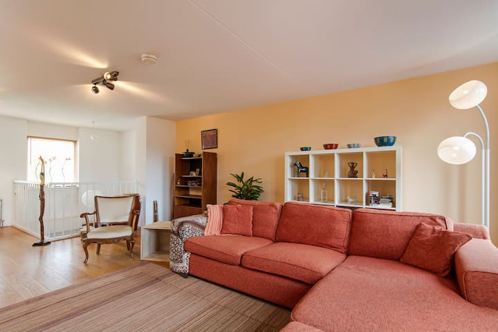 Great home near City Centre and Central Station - Amersfoort - Apartmen