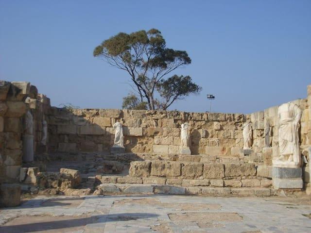 Home Aysergi Famagusta North Cyprus - Agios Sergios - Rumah