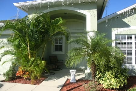 Florida Guest House bright & clean - Maison