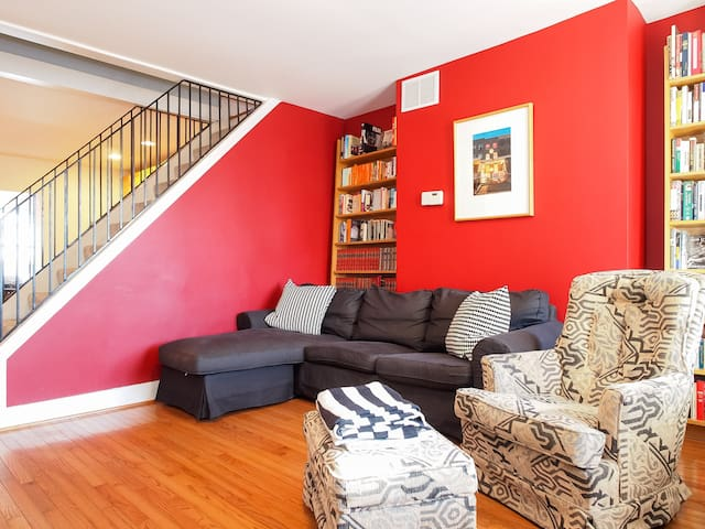 3 BR House in the Heart of Hampden