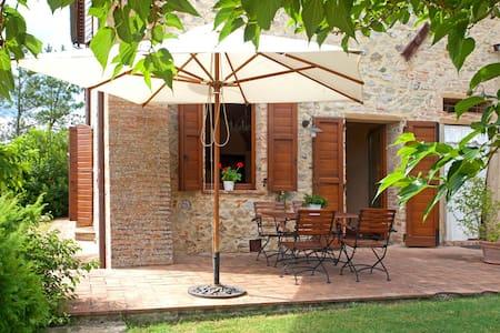 Countryhouse near Florence/Siena Ro - Gambassi Terme - Wohnung