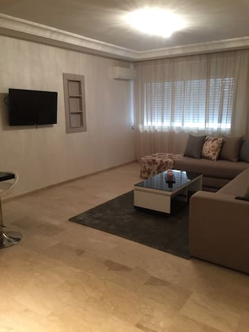 Un appartement calme et moderne qui vous ressemble