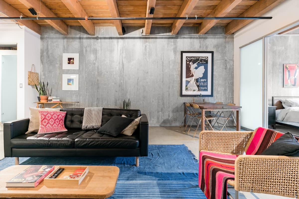 Warehouse Loft Conversion in Gastown