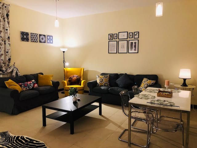 Luxury apartment in KAEC