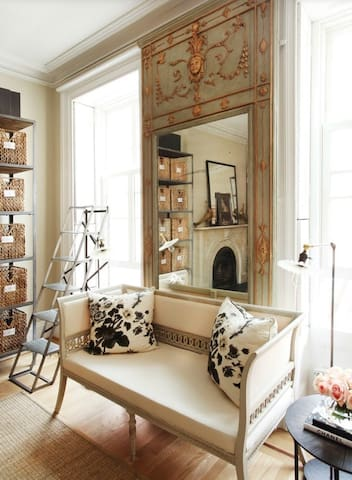 Charming West Village Townhouse