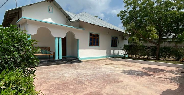 Room for rent Pumzika Kendwa Villa