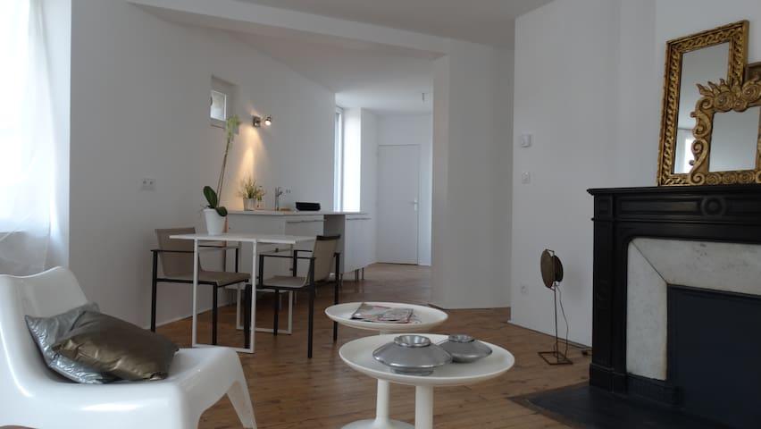 Euro 2016 , appartement entier proche des lieux - Roche-la-Molière - Apartment