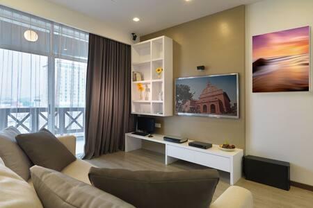 Service Suite - 2 bedroom - Malakka - Wohnung