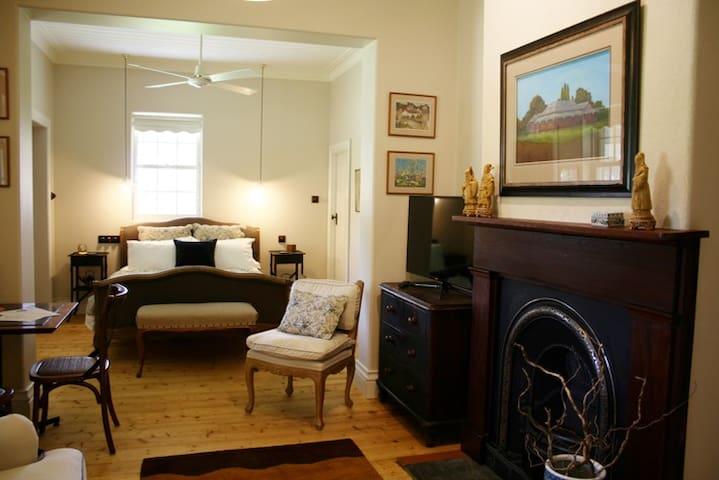 Birregurra 1865 B & B Pell Suite - Birregurra - Bed & Breakfast