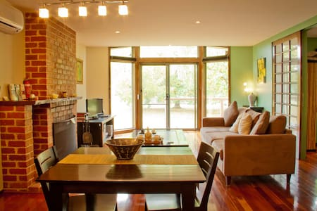 Luxury one bedroom Nanking cottage - Narbethong - วิลล่า