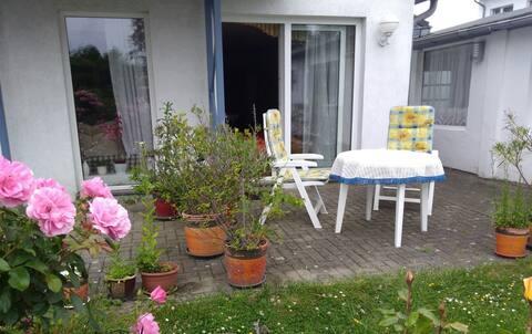 Urlaub im Ostseebad Binz  in familiärem Ambiente