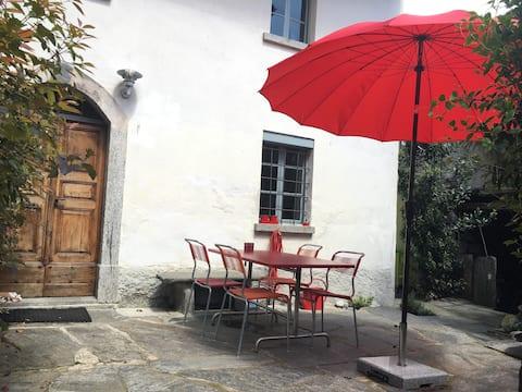 Casa Celeste Ticino Valle Maggia nahe Locarno