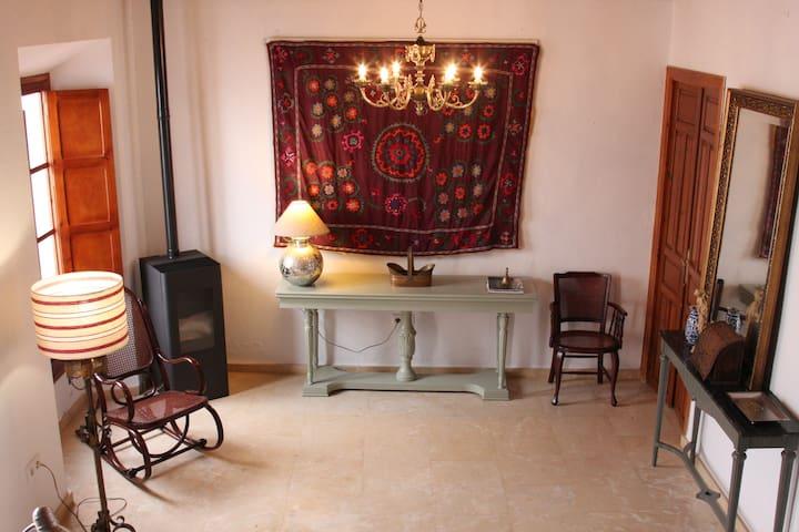Casa rural en entorno de montaña - El Pedroso - Huis