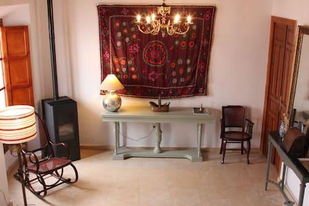 Casa rural en entorno de montaña - El Pedroso - Haus