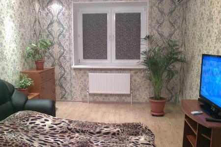 Сдам квартиру посуточно с ремонтом  - Novomoskovsk