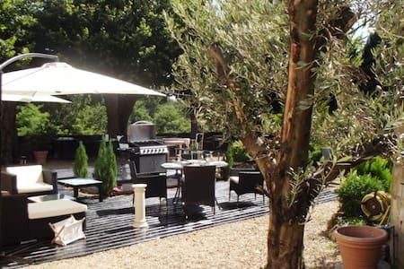 Chambre George Sand - La Roche-Posay