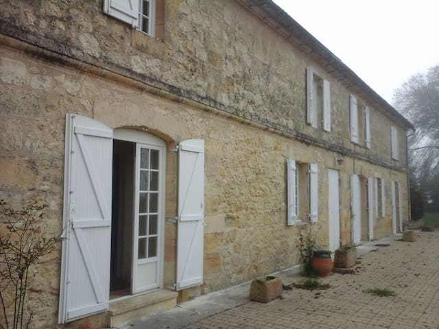 Le Barail du Clerc - Saint-Gervais - Hus