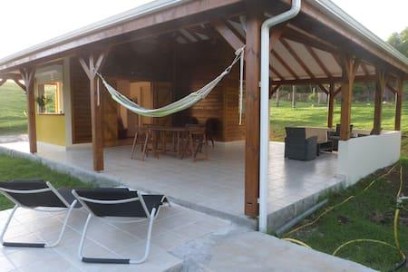 Aloha Spirit House - SAINTE ANNE - Casa cova