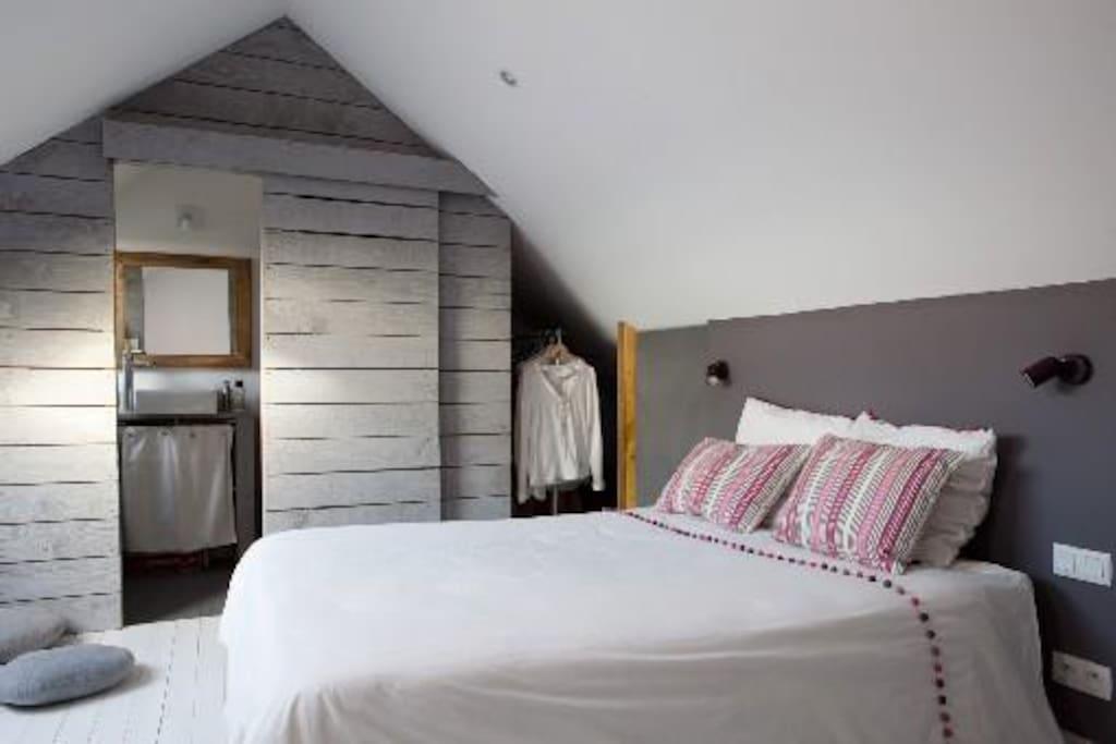 Maison 3 chambres bord de mer maisons louer larmor plage bretagne france - Chambre d hotes larmor plage ...