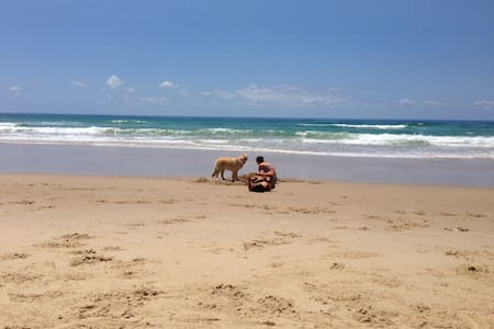 Cosy beachside cottage at Coolum - Yaroomba - 小平房