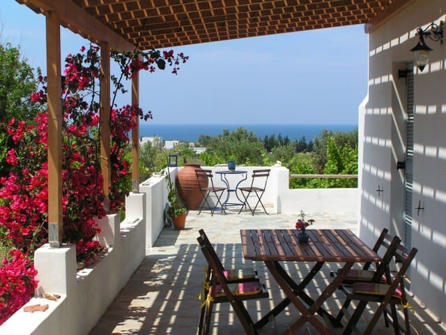 S-C/B&B APARTMENTS, PEACEFUL, RURAL, BEST BEACHES - Naxos - Wohnung