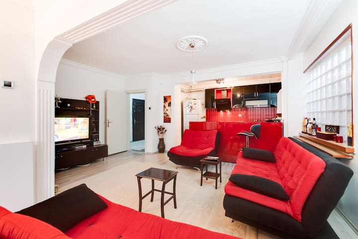Great Location , Cosy flat Ankara - Ankara - Appartamento
