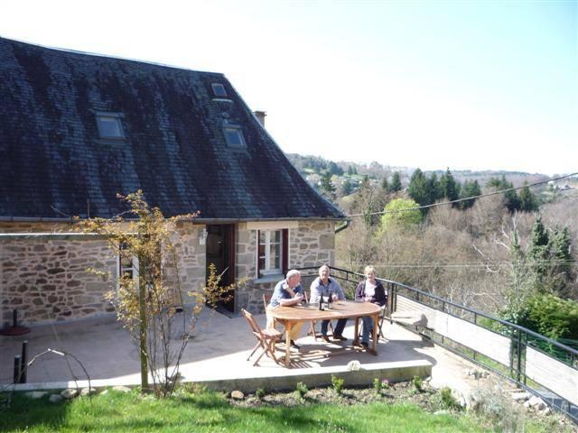 Teapot Cottage Treignac France - Treignac - House