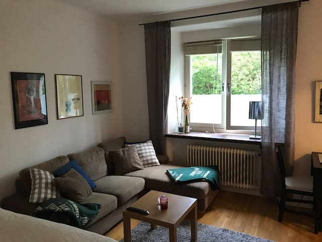 Lovely Studio Apartment In Central Gothenburg