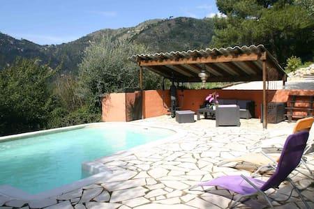 Superbe villa de 160m² près de Nice - Drap - House