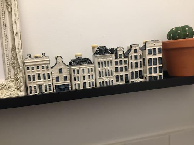 Vlot en comfortabel appartement - Bussum - Departamento