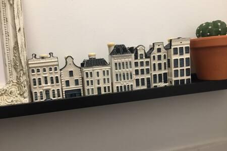 Vlot en comfortabel appartement - Bussum - 公寓