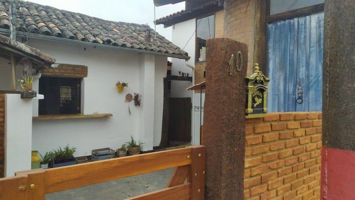 Pousada Casa do Geninho, Ibitipoca MG.