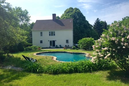 Charming Litchfield Country House Get-Away - Litchfield - House
