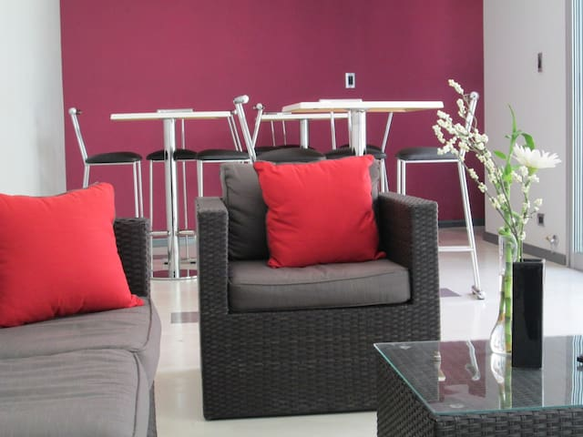 CAÑAS Suites Urbanas - Mina Clavero - Bed & Breakfast